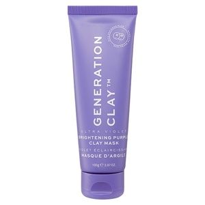 Generation Clay Ultra Violet Brightening Clay Mask